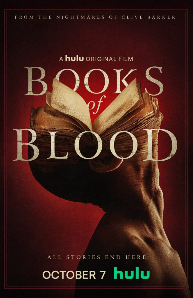 Books of Blood online cz