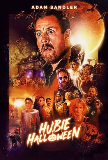 Hubieho Halloween online cz