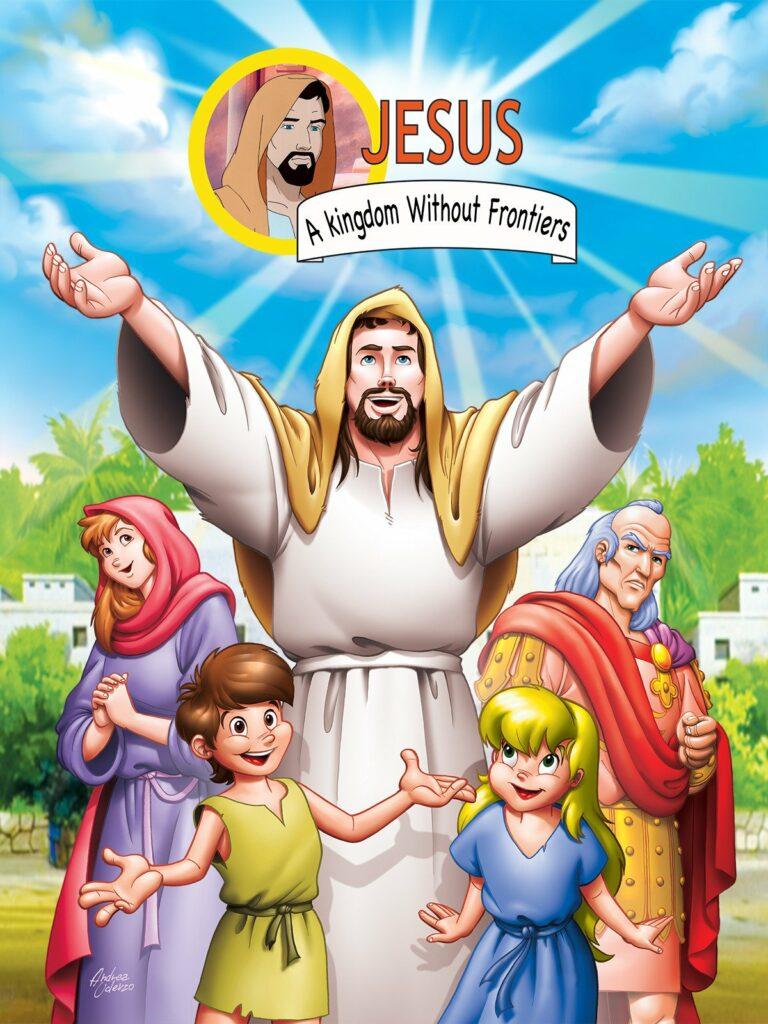 Ježíš Království bez hranic online cz