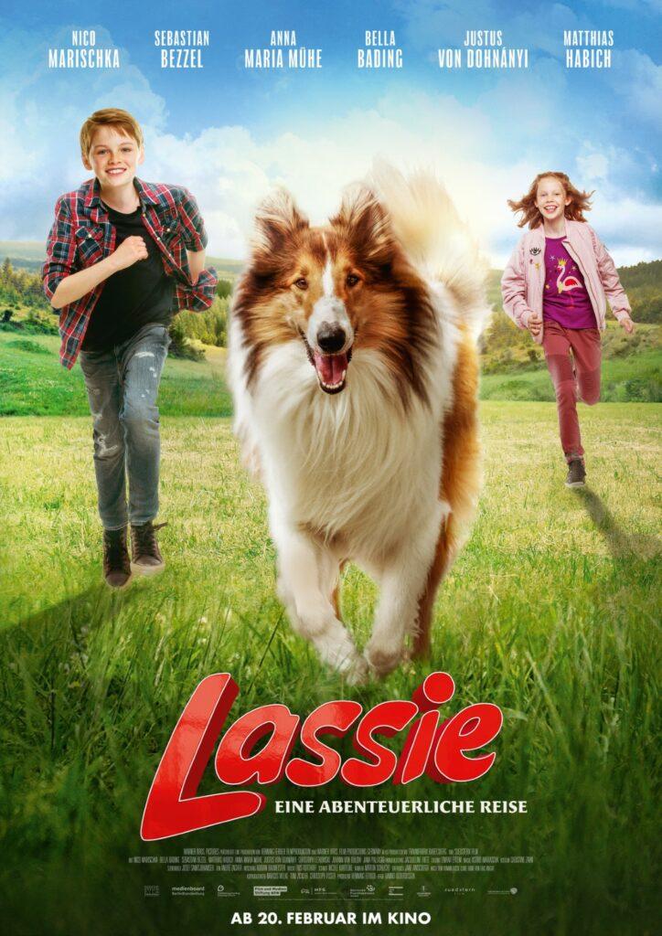Lassie se vrací Lassie sa vracia online film cz 2020