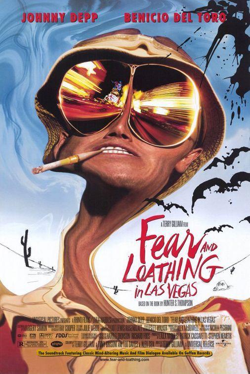 Strach a hnus v Las Vegas online cz