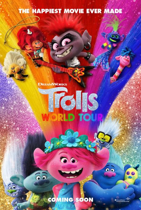 Trollovia Svetové turné online cz