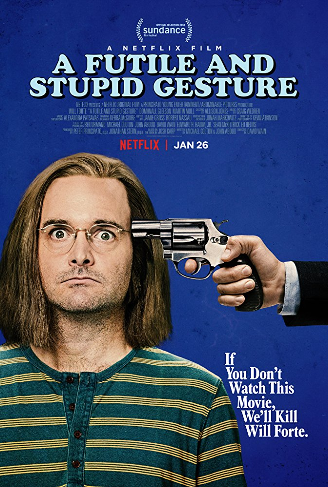 A Futile and Stupid Gesture online film