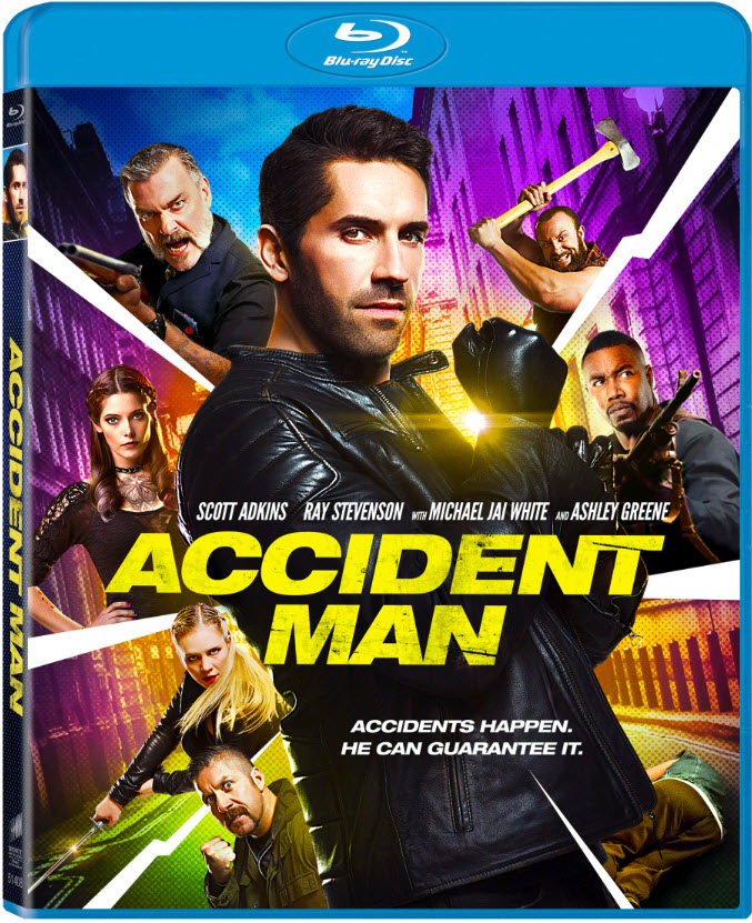 Accident Man online film