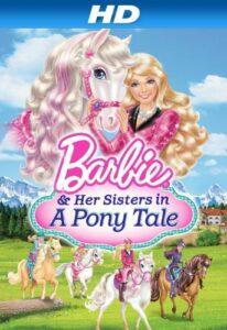 Barbie a poníková akadémia online film