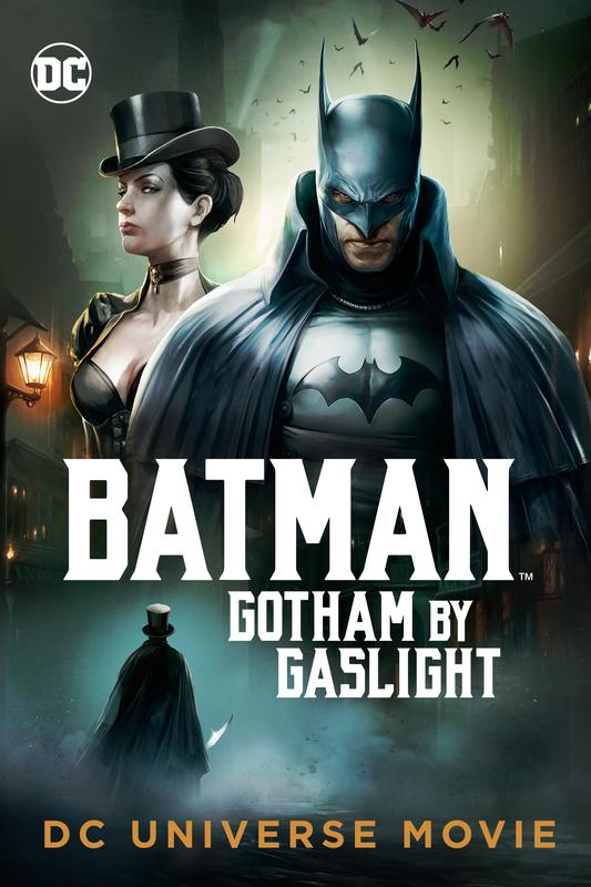 Batman Gotham by Gaslight online film