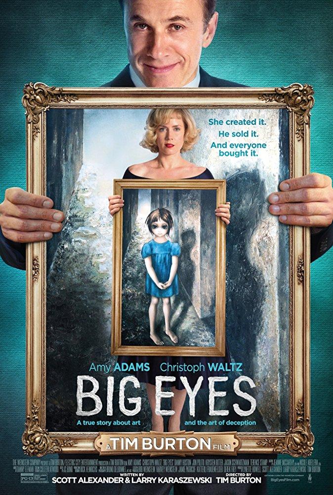 Big Eyes online cz