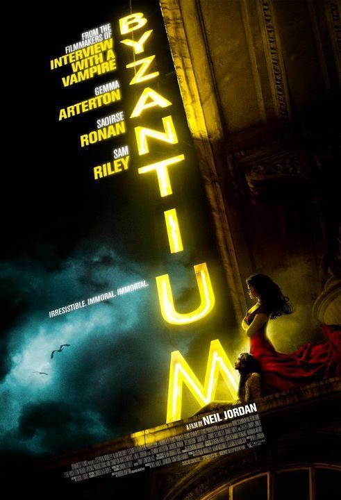 Byzantium Upírí príbeh online film