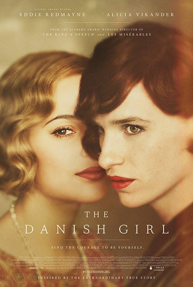 Dánská dívka Dánske dievča online film