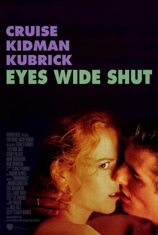 Eyes Wide Shut - Spaľujúca vášeň online cz