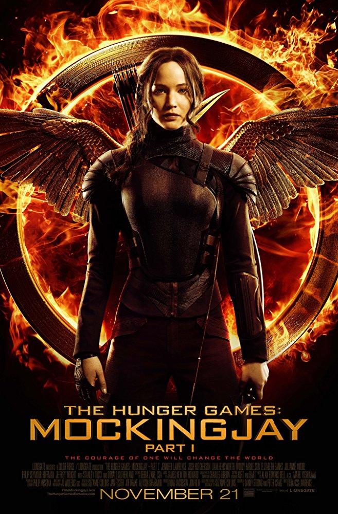 Hunger Games: Síla vzdoru 1. část Hry o život Drozdajka 1 online film