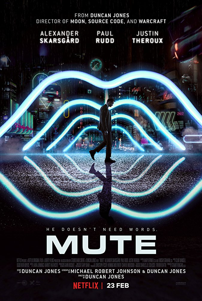 Mute online film