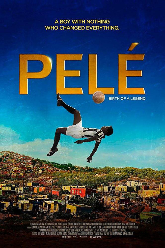Pelé: Zrození legendy Pelé online cz