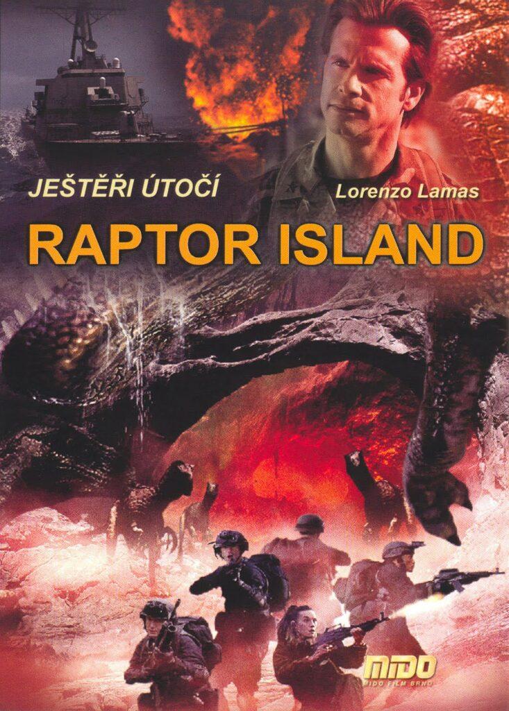 Raptor Island: Ještěři útočí Raptor Island Jašter útočí online cz