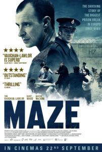 Útěk z věznice Maze online cz