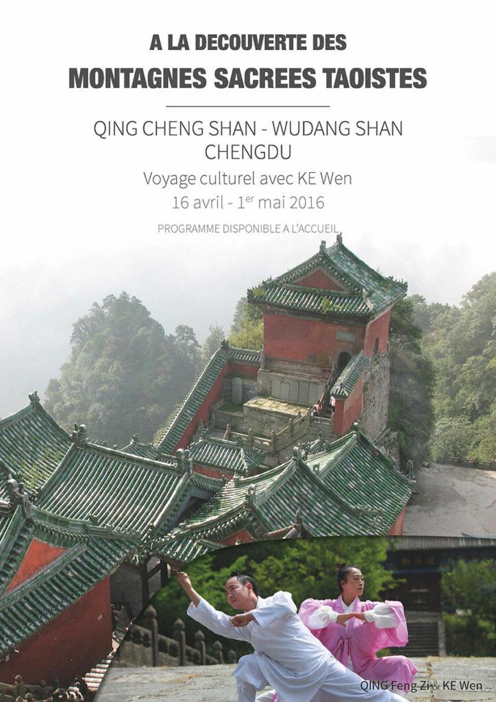 Wutangské hory, kolébka taoismu online cz