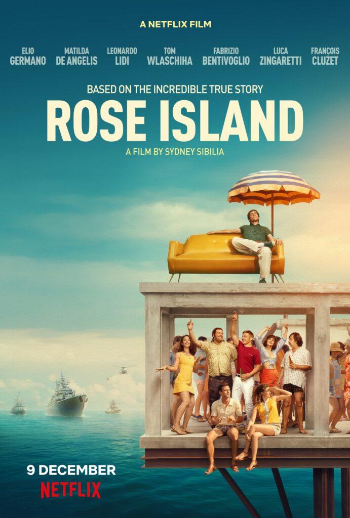 Rose Island online cz
