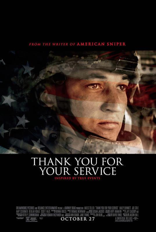 Děkuji za vaše služby Thank You for Your Service online film