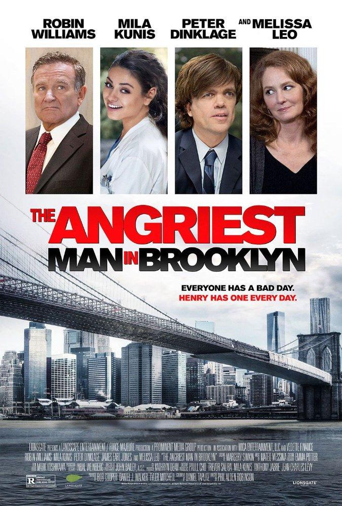 The Angriest Man in Brooklyn online film