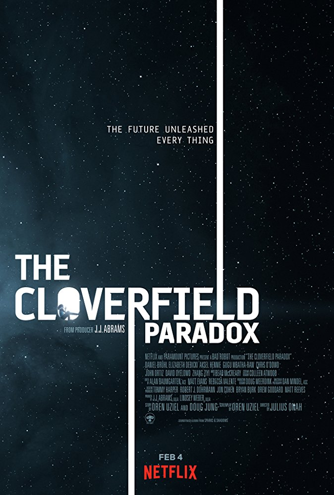The Cloverfield Paradox online film