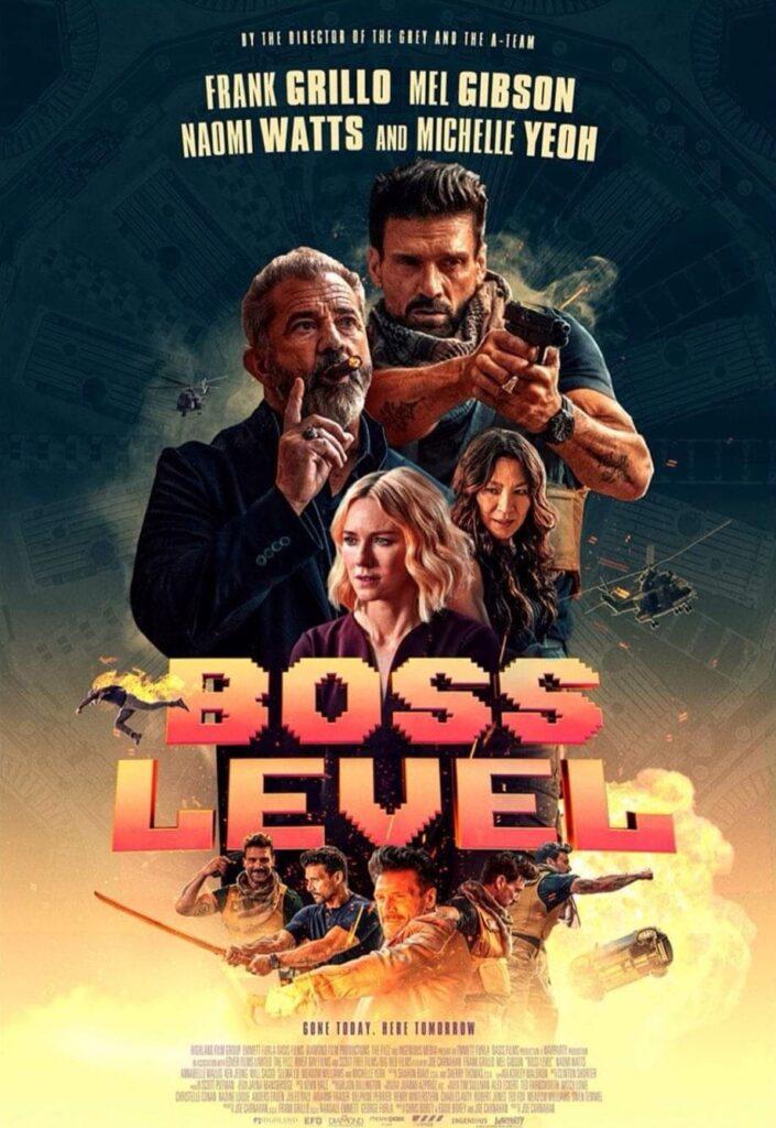 Boss Level online cz