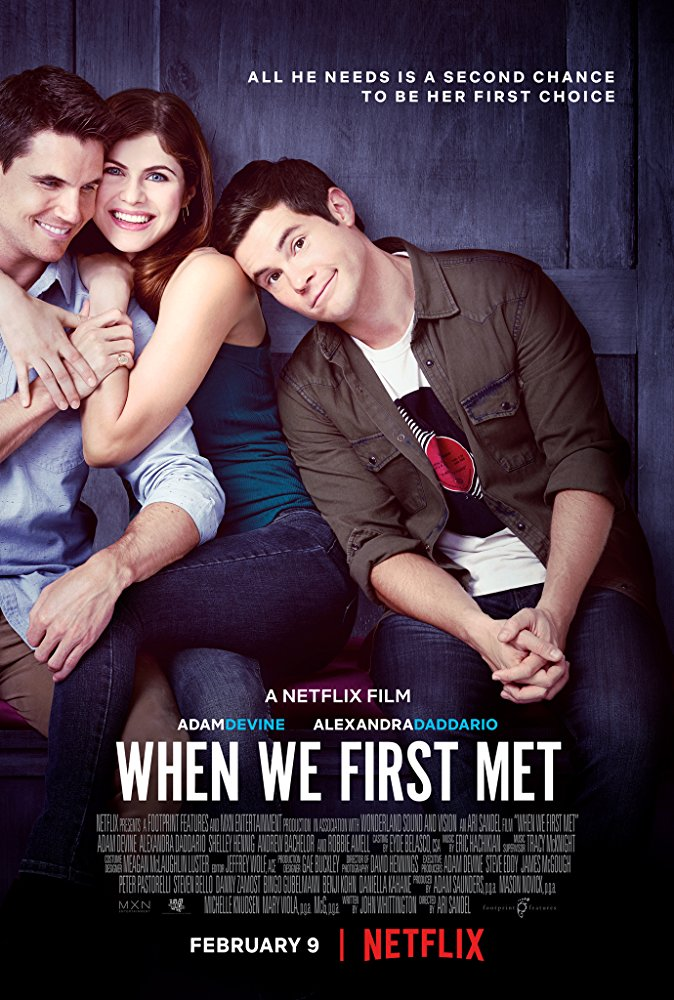 When We First Met online film