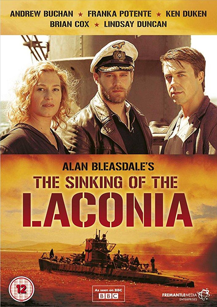 Zkáza lodi Laconia online film