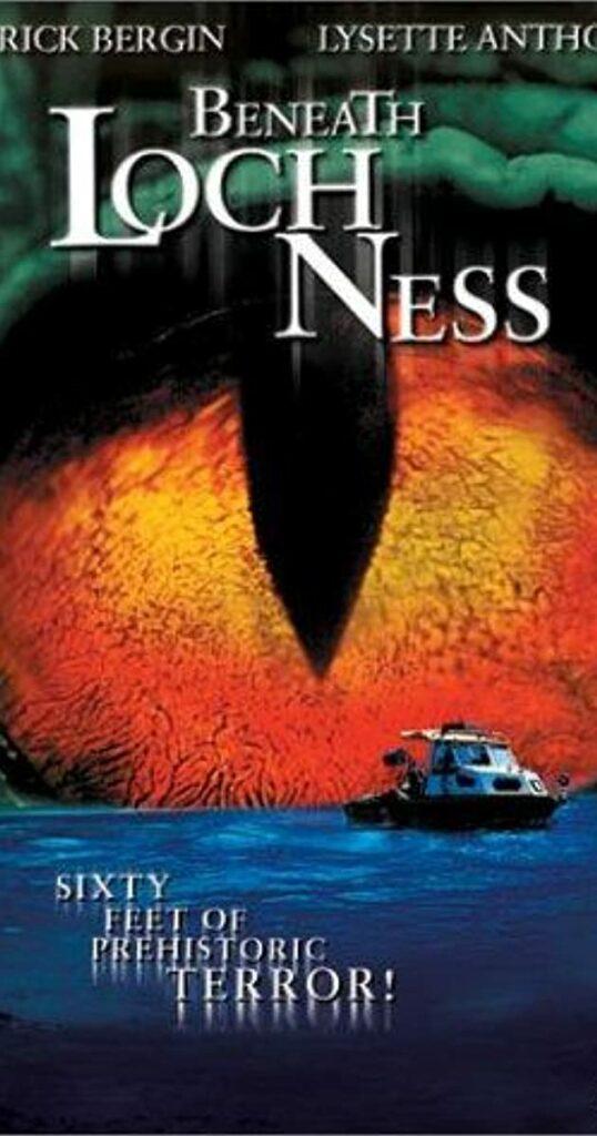 Pod hladinou Loch Ness online cz