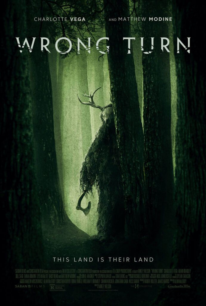 Wrong Turn online cz