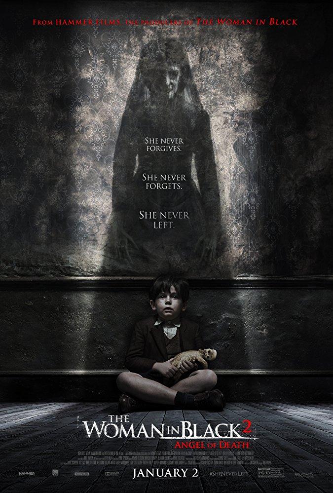 Žena v černém 2: Anděl smrti Žena v čiernom 2 Anjel smrti online film