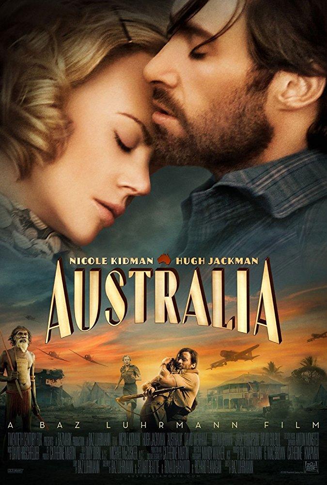 Austrálie Austrália online film