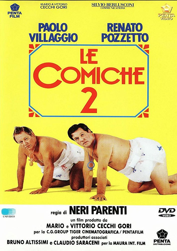 Bláznivá komedie 2 Bláznivá komédia 2 online cz