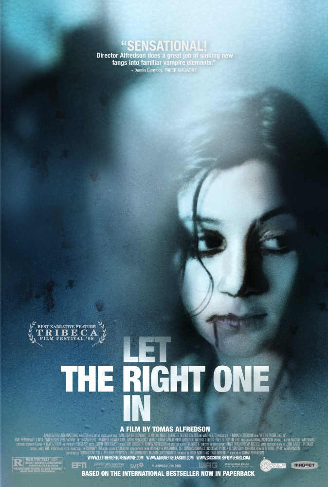 Ať vejde ten pravý Nech vojde ten pravý online film