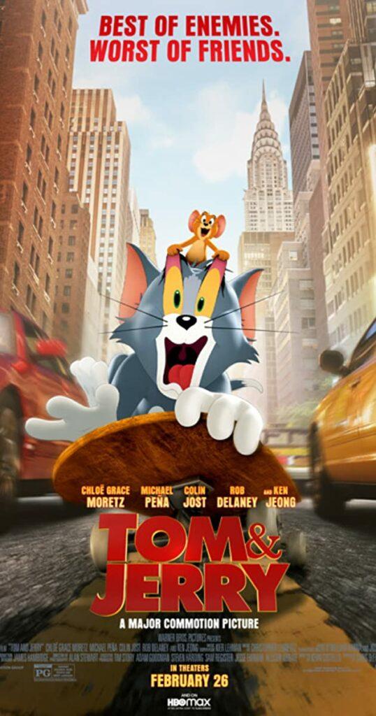 Tom a Jerry online cz
