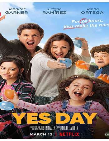 Yes Day online cz