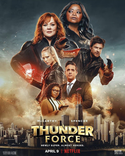 Thunder Force online cz